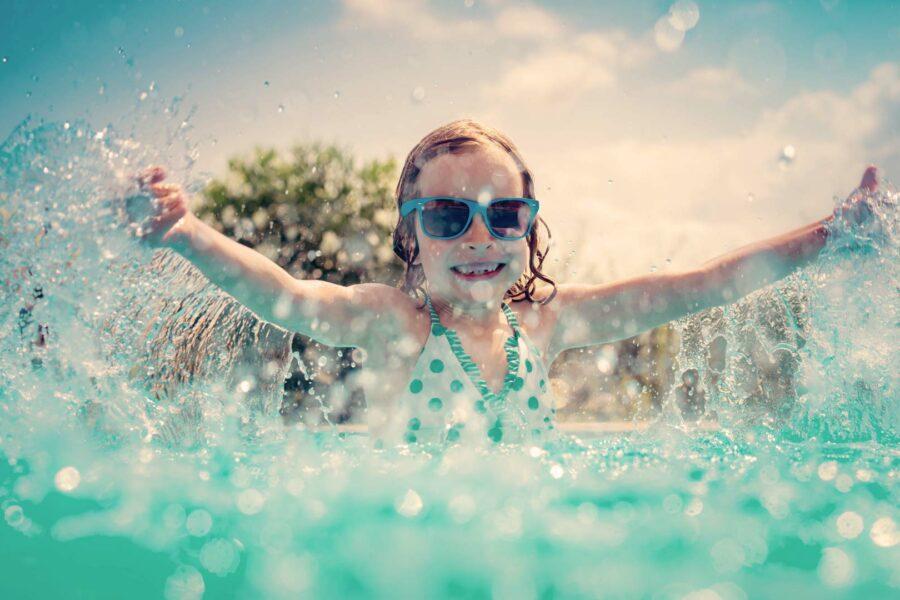 Endlich wieder Schwimmen!