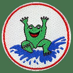 Frosch / Seestern Stella